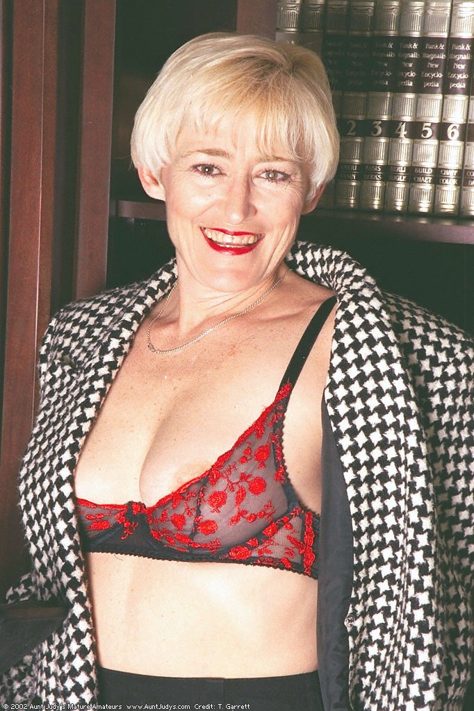 Blonde Granny Office MILF Theresa, Blonde, Granny, Office, MILF, over 50, Theresa, More Hot Mature Babes from Aunt Judy and TheWanderer