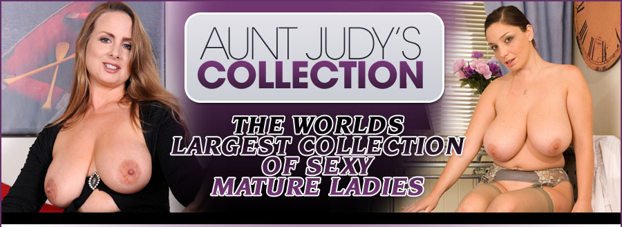 CUM to Aunt Judy's, amateur older women, sexy mature, over 30 40 50