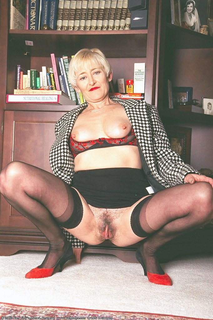 Blonde Granny Office MILF Theresa; Blonde; Granny; Office; MILF; over 50; Theresa; More Hot Mature Babes from Aunt Judy and TheWanderer